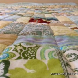 Creating Quilts with Love